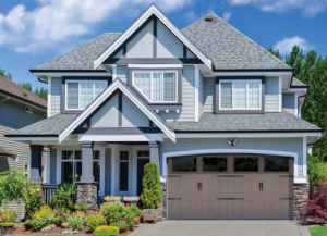 New Wayne Dalton Carriage House Steel Garage Door Model 9510 - Vicksburg in Vancouver WA