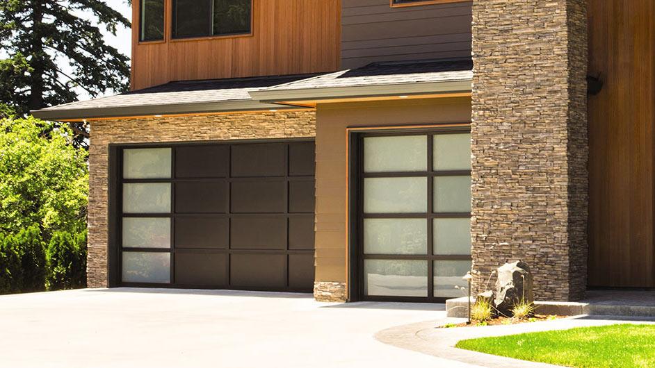 Aluminum Glass Garage Doors 8800 171 Vancouver Wa