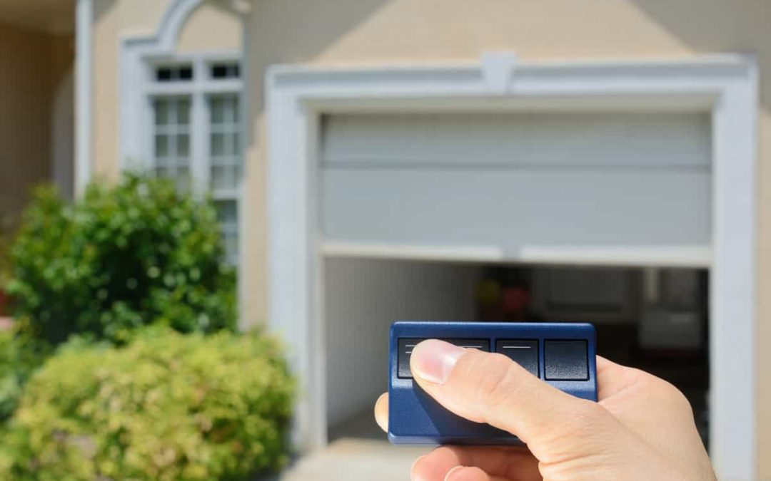 Reasons for Installing a Garage Door Opener